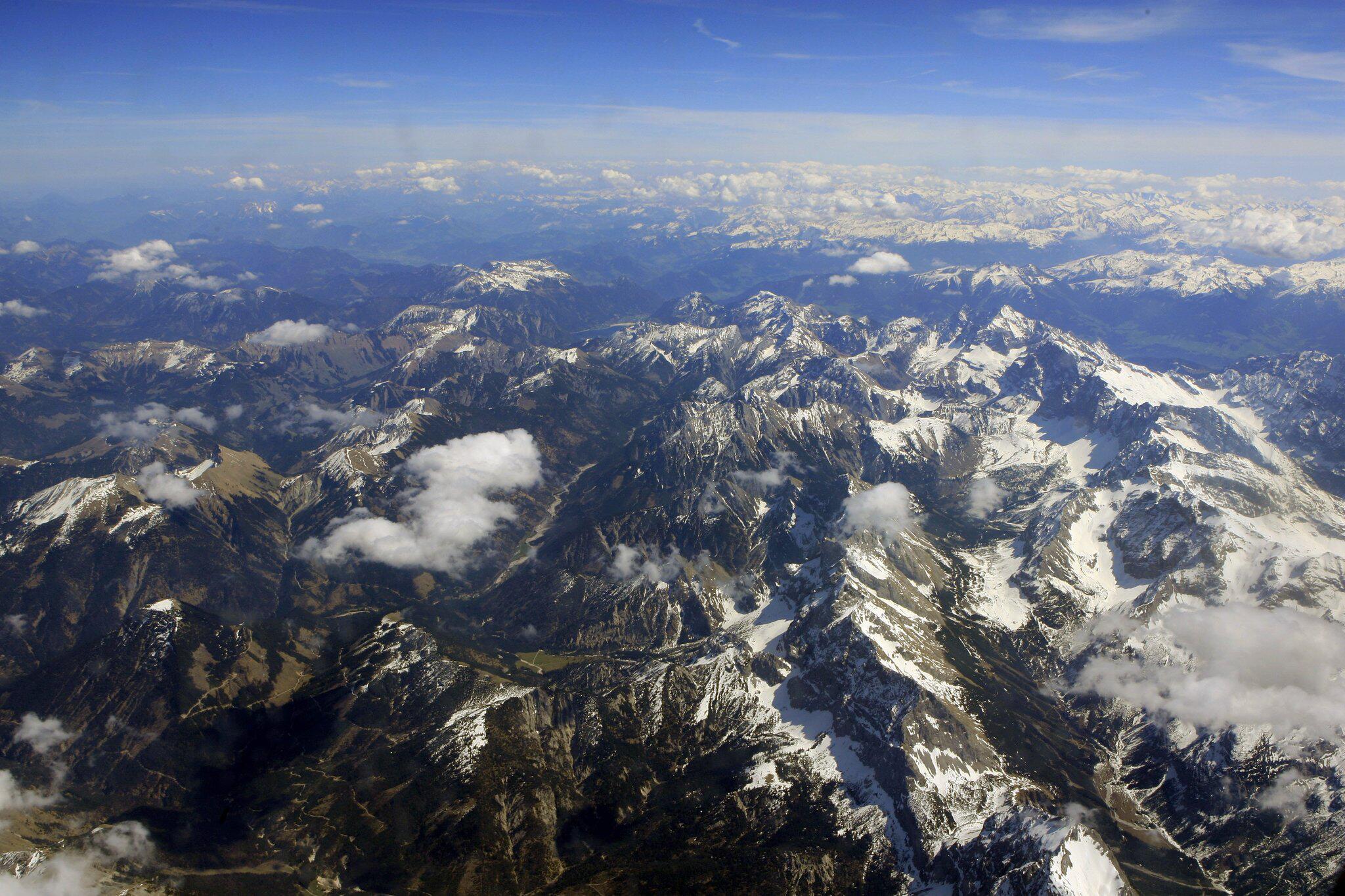 Bild zu Sensoren messen Puls der Alpen