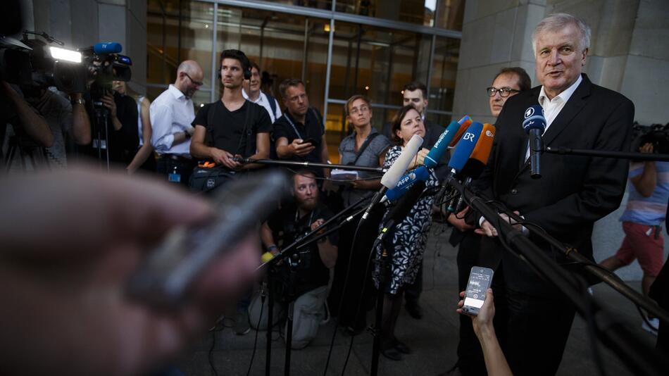 Asylstreit - Koalitionsausschuss