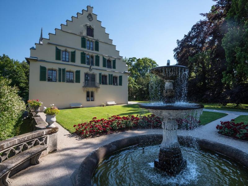 Bild zu Schloss Rosenau