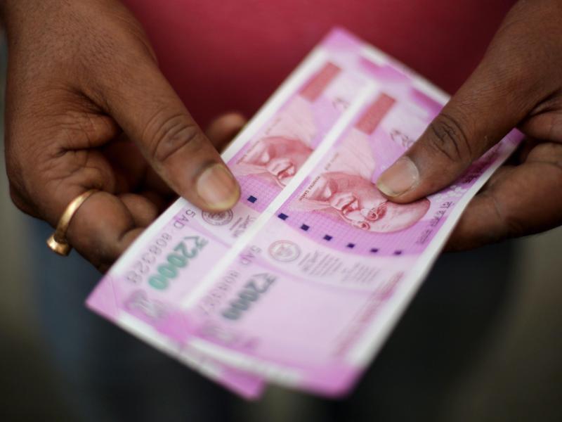 Bild zu Neue Banknoten