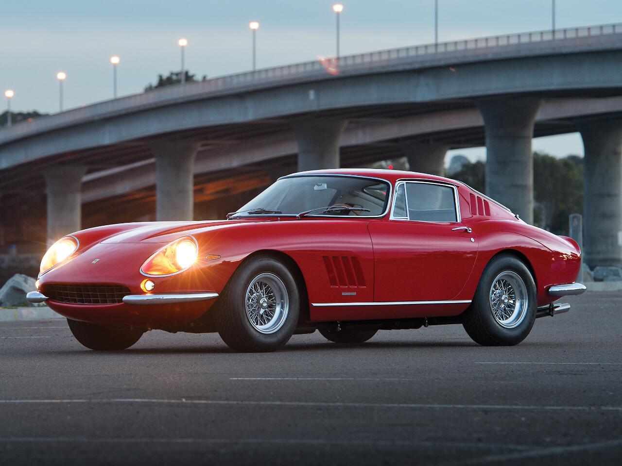 Bild zu Platz 6: Ferrari 275 GTB/4