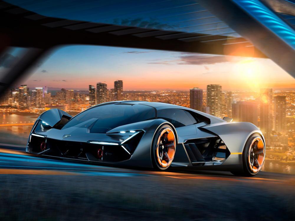 Bild zu Lamborghini Terzo Millennio: Ausblick auf das Hypercar des dritten Jahrtausends