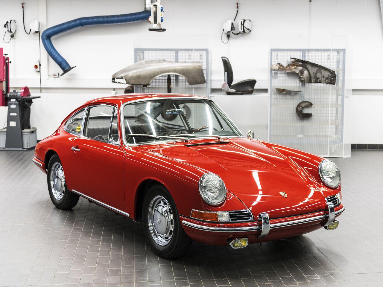Bild zu Porsche 911/901