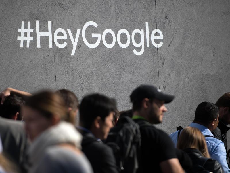 Bild zu «Hey Google»