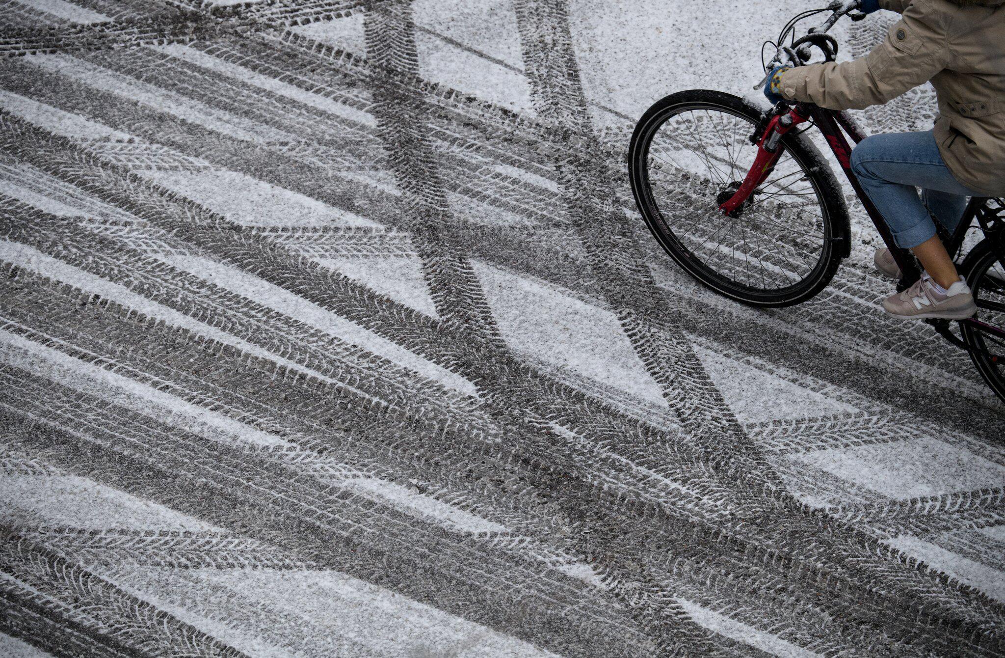 Bild zu Snow in Munich
