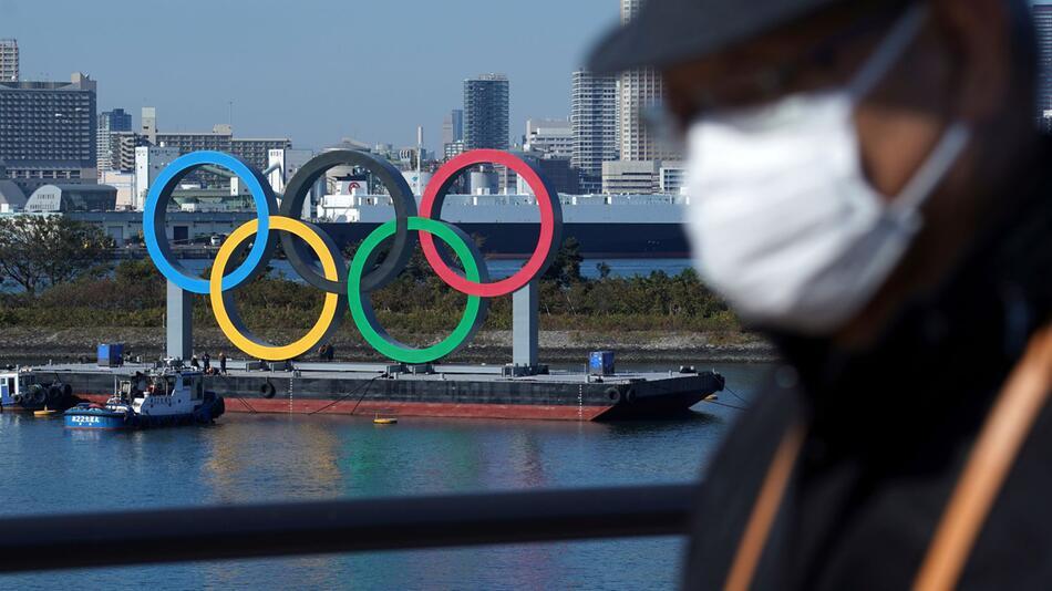 Vor den Olympischen Spielen in Japan 2021