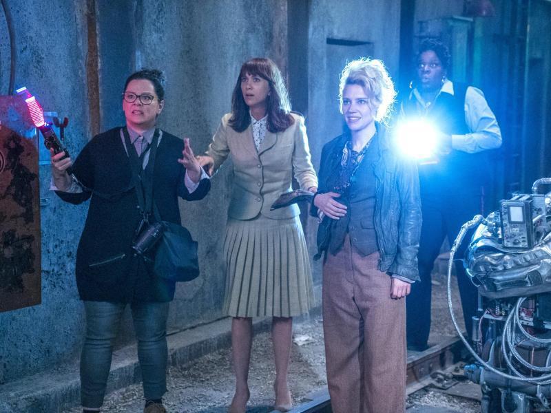 Bild zu Ghostbusters