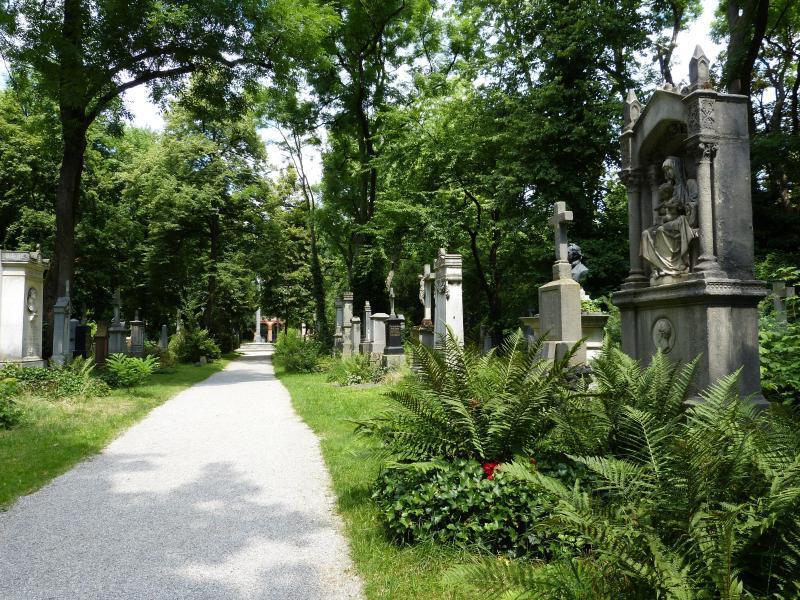 Bild zu Alter Südfriedhof