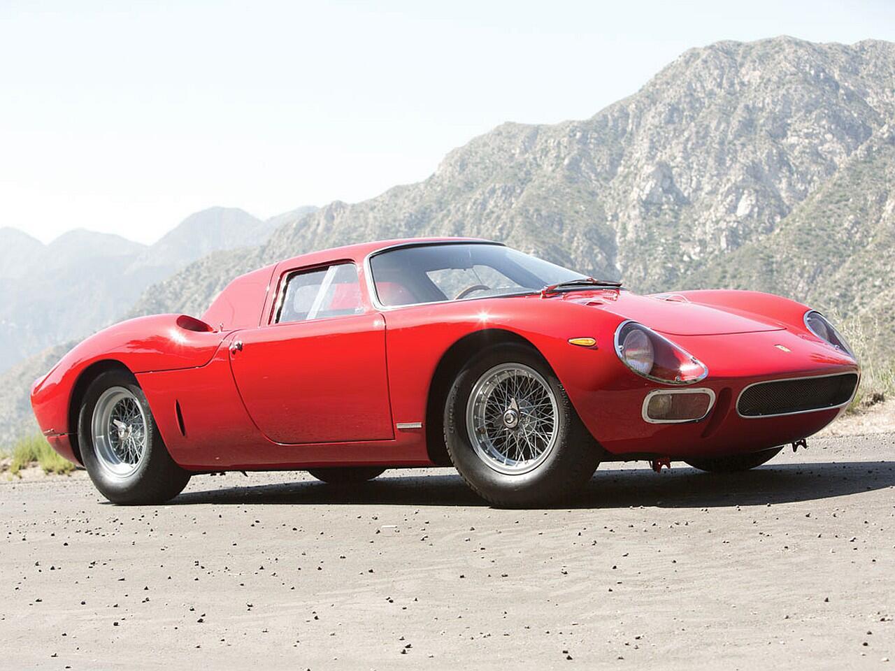 Bild zu Platz 5: Ferrari 250 LM