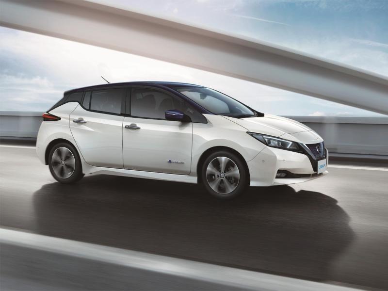 Bild zu Nissan Leaf