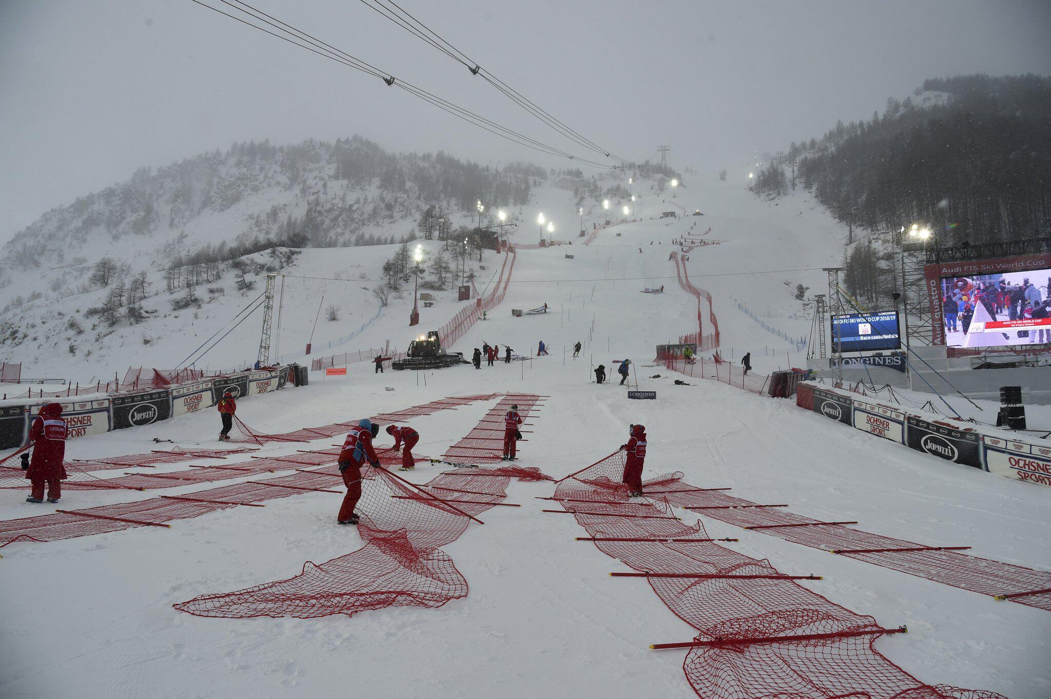 Bild zu Ski alpin: Weltcup