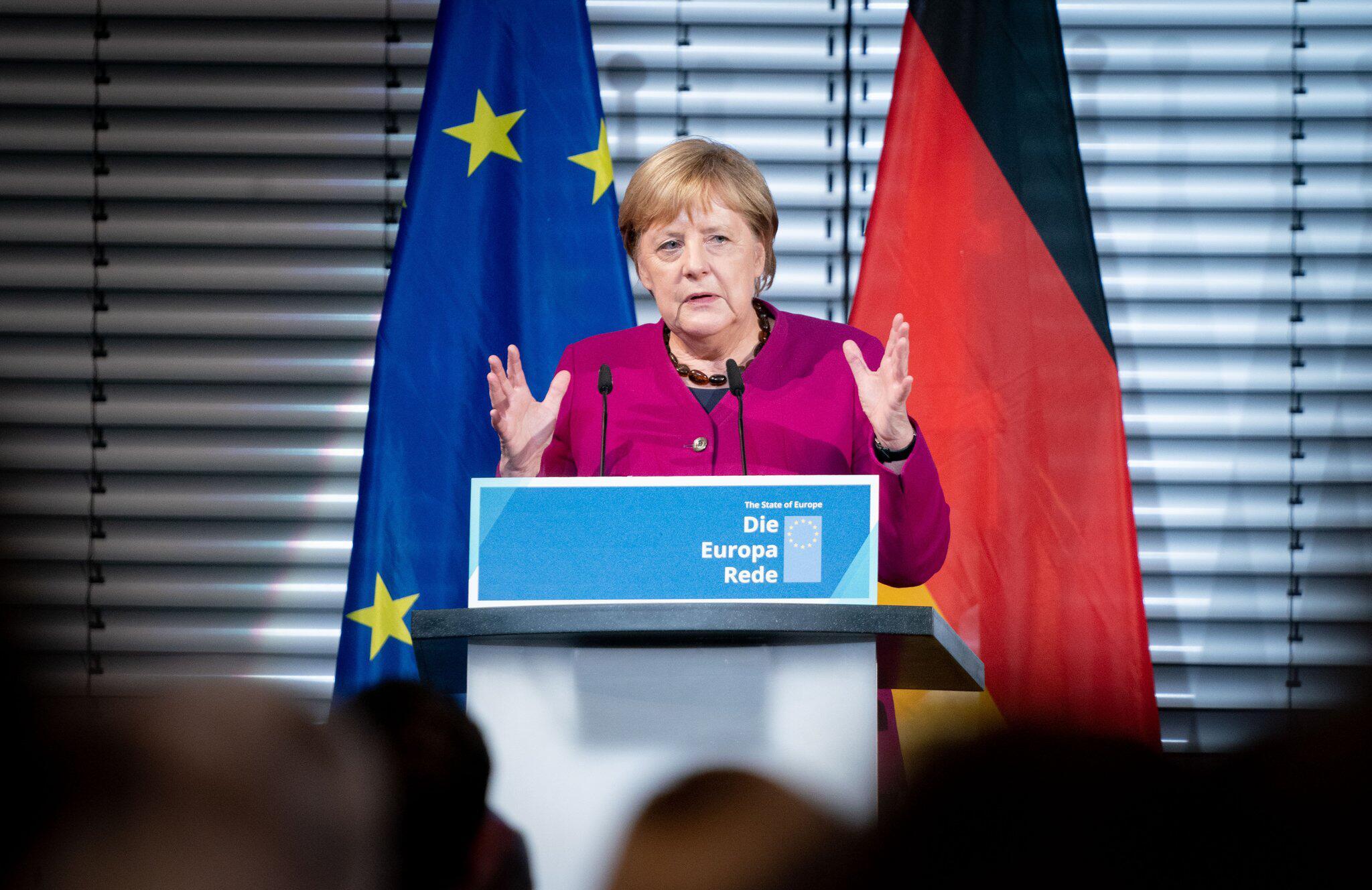 Bild zu Europa-Rede der designierten EU-Kommissionspräsidentin