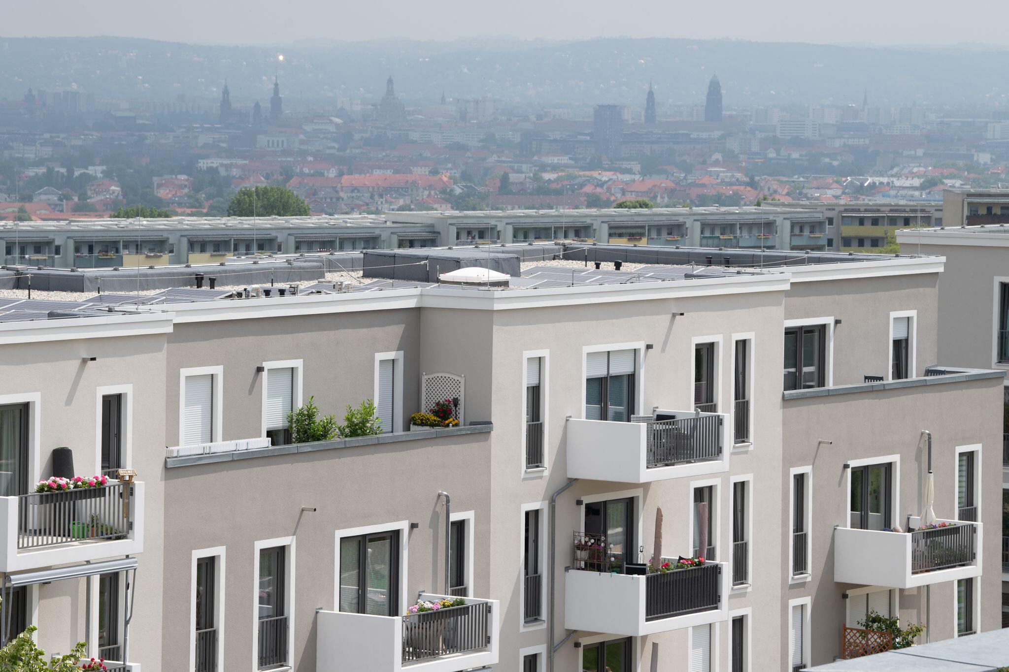 Bild zu Preise für Wohnungen und Häuser steigen erneut kräftig