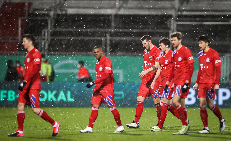 Bild zu FC Bayern München, Holstein Kiel, DFB-Pokal, 2. Hauptrunde, 2020/21