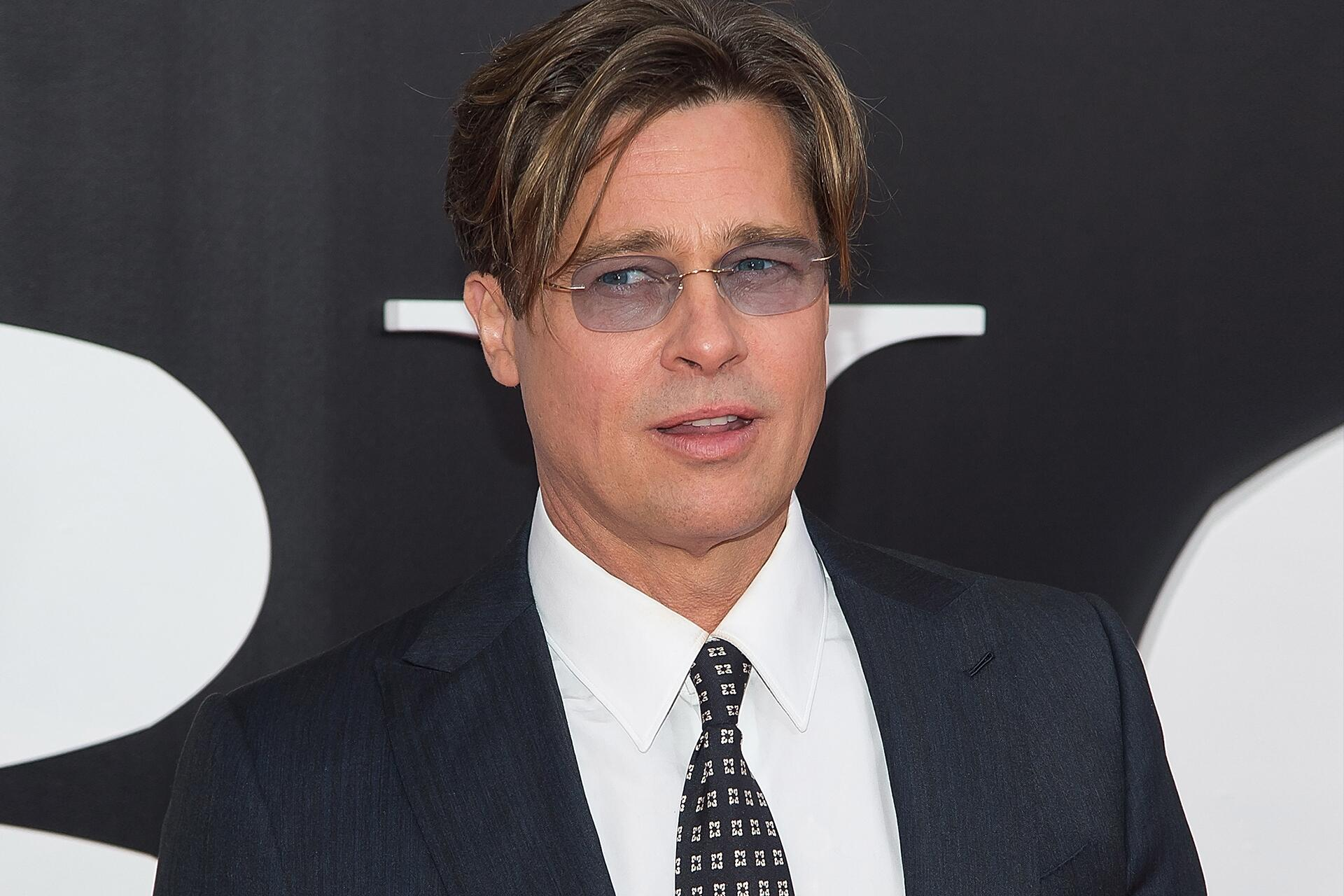 Bild zu Brad Pitt, Drogentest, Angelina Jolie, Kinder, Brangelina