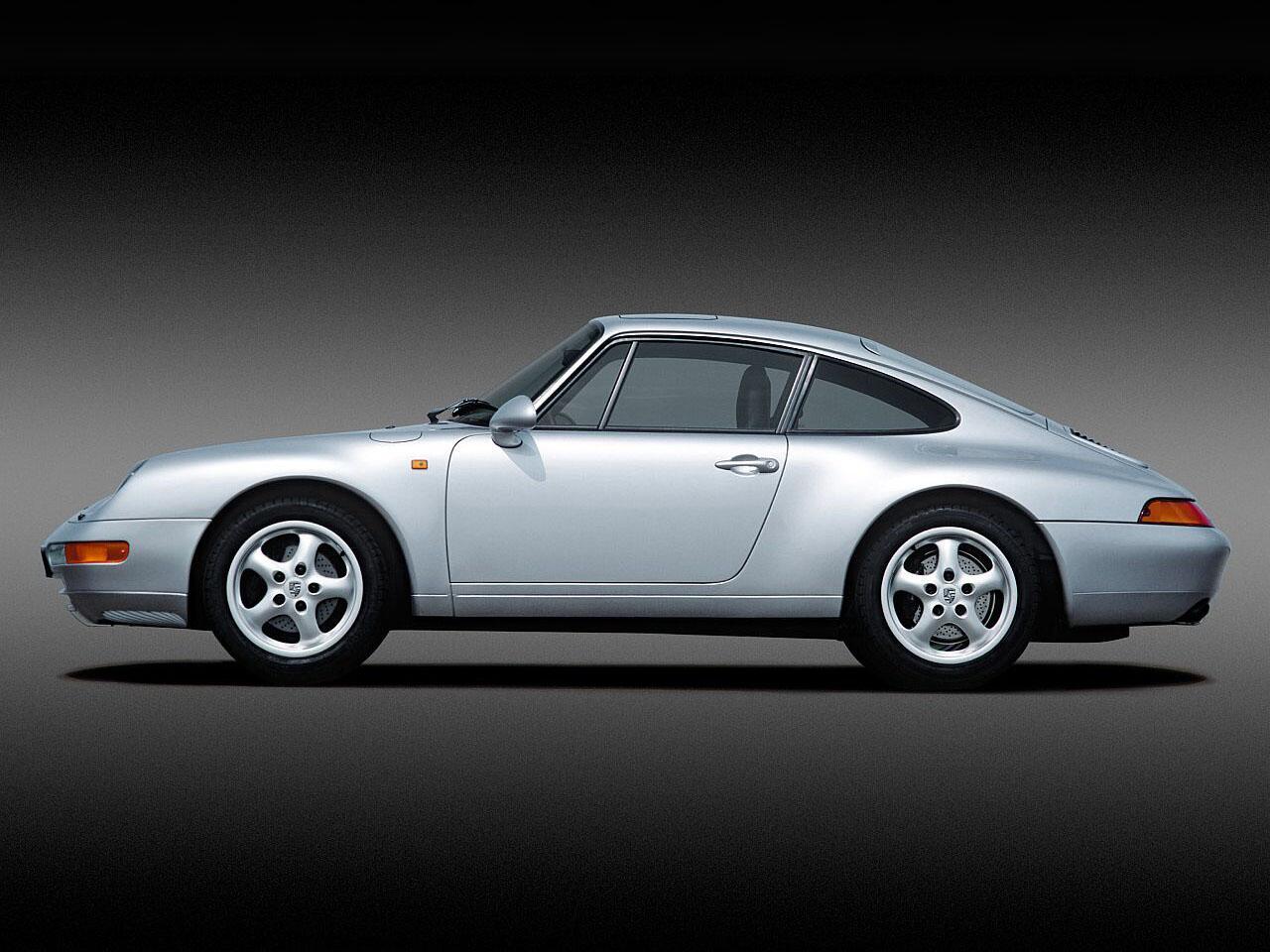 Bild zu Porsche 911 Baureihe 993