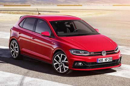 Platz 3: VW Polo