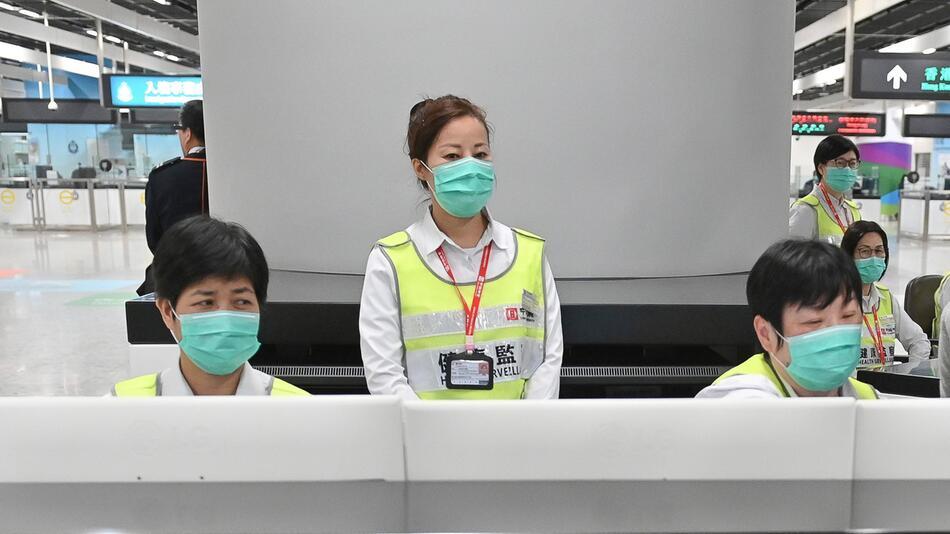 Lungenkrankheit, China