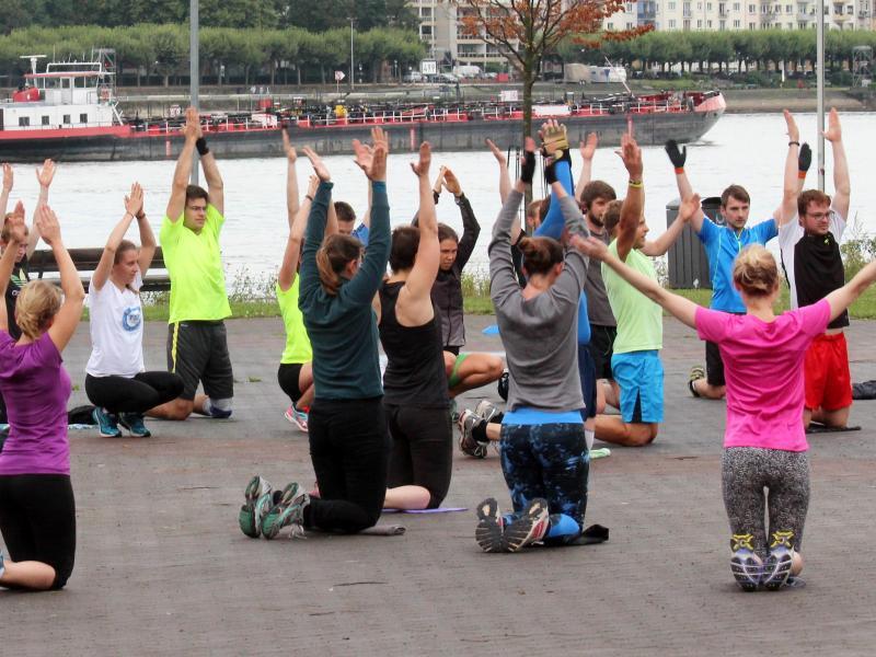 Bild zu Gruppe Draußensport Mainz
