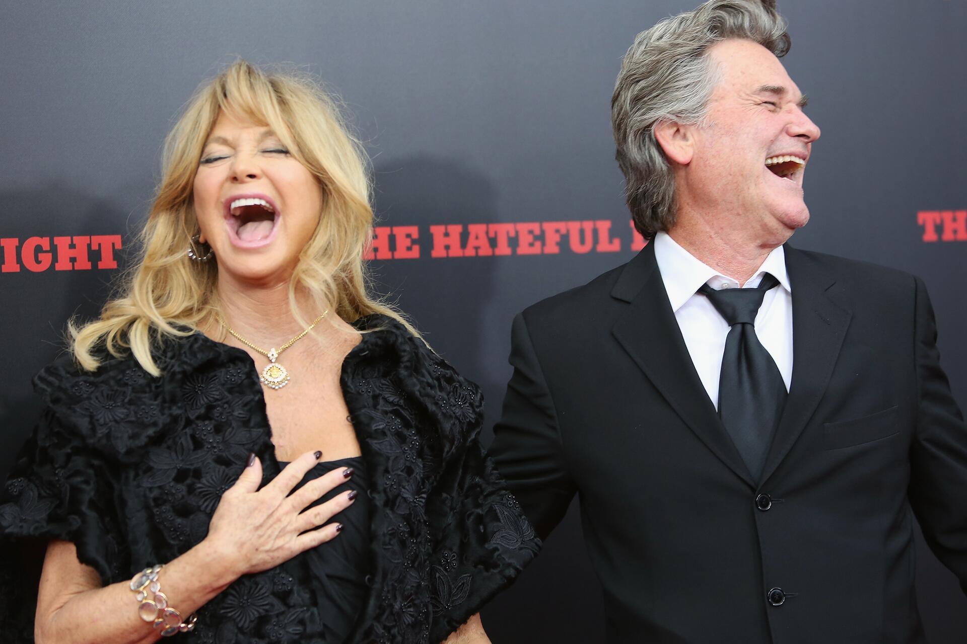 Bild zu Goldie Hawn, Kurt Russell