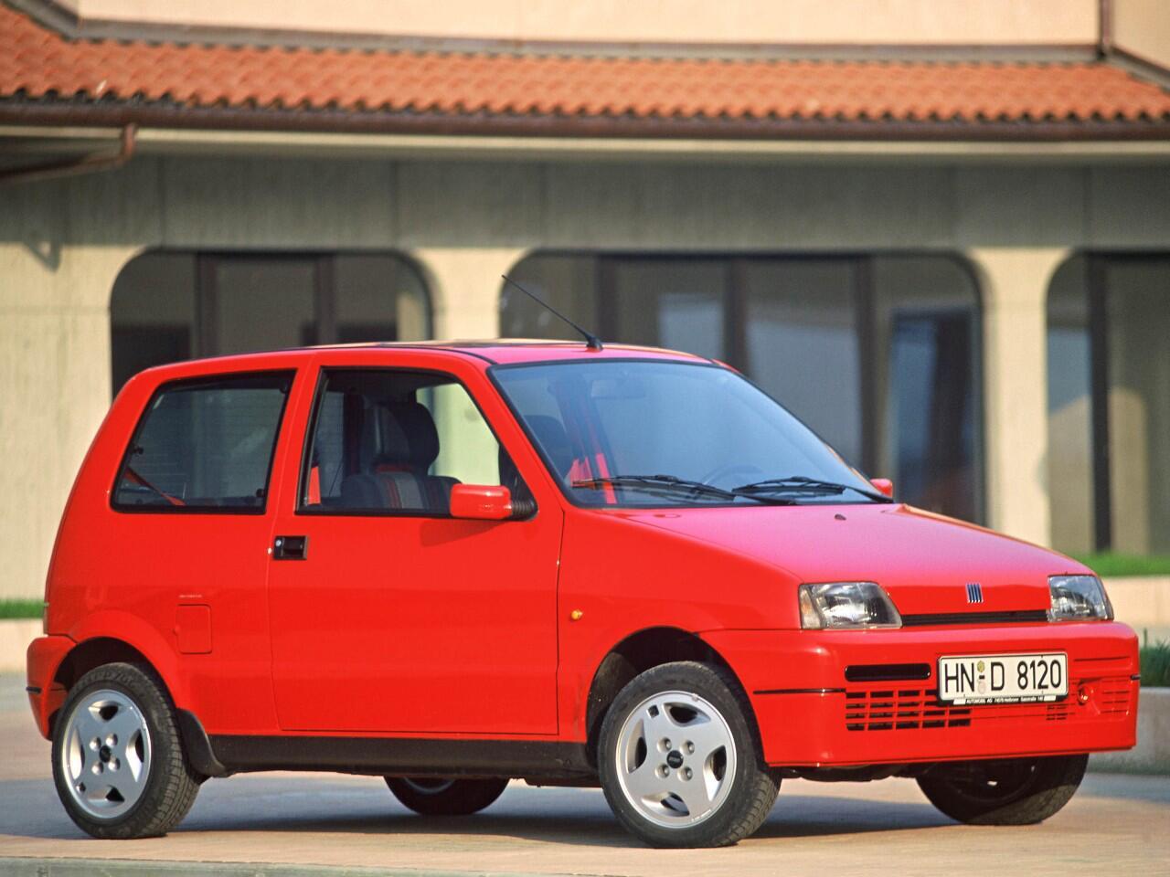 Bild zu Fiat Cinquecento Sporting (1994 bis 1998)