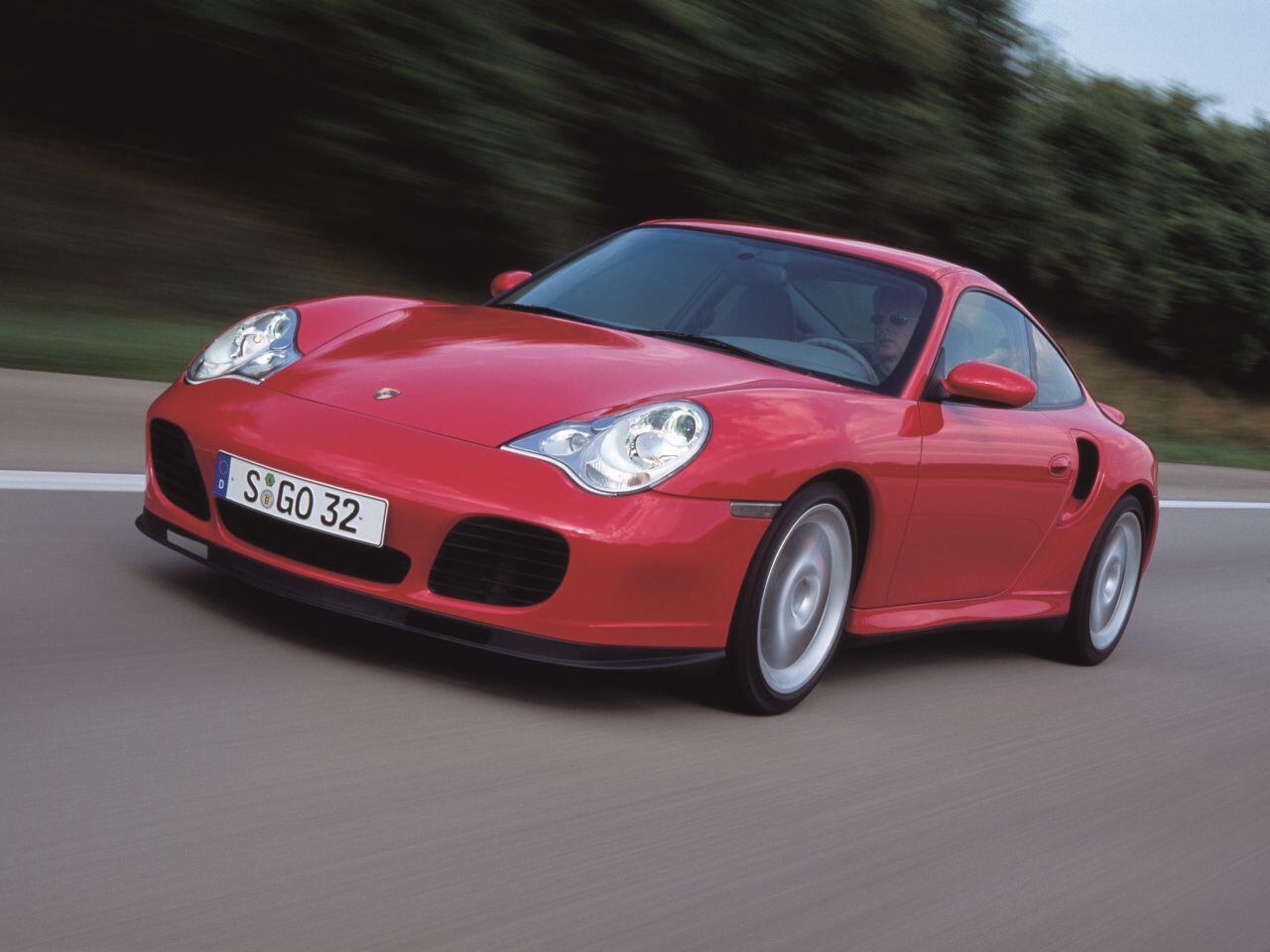 Bild zu Porsche 911 Baureihe 996