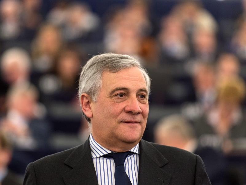 Bild zu Antonio Tajani