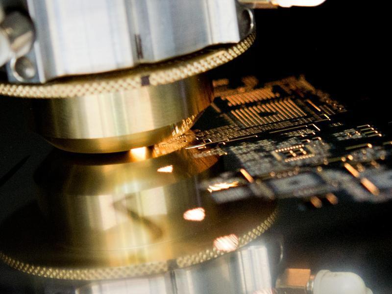 Bild zu Laser-Maschinenbauer