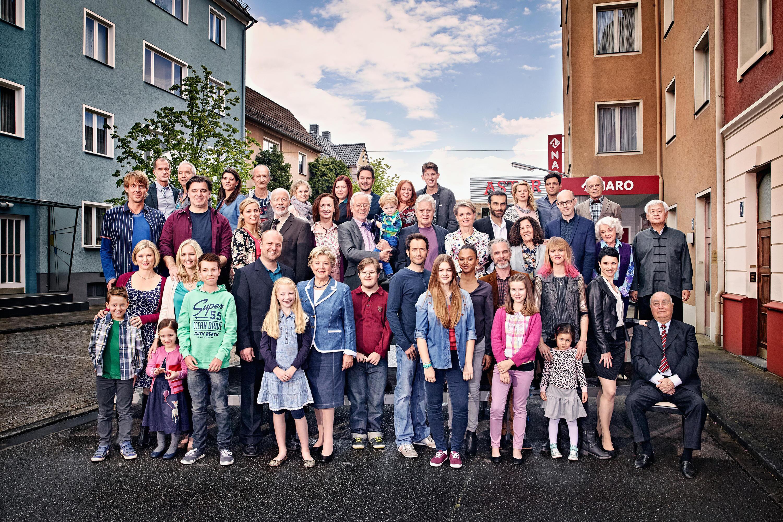 Bild zu Lindenstraße: Der große Rückblick