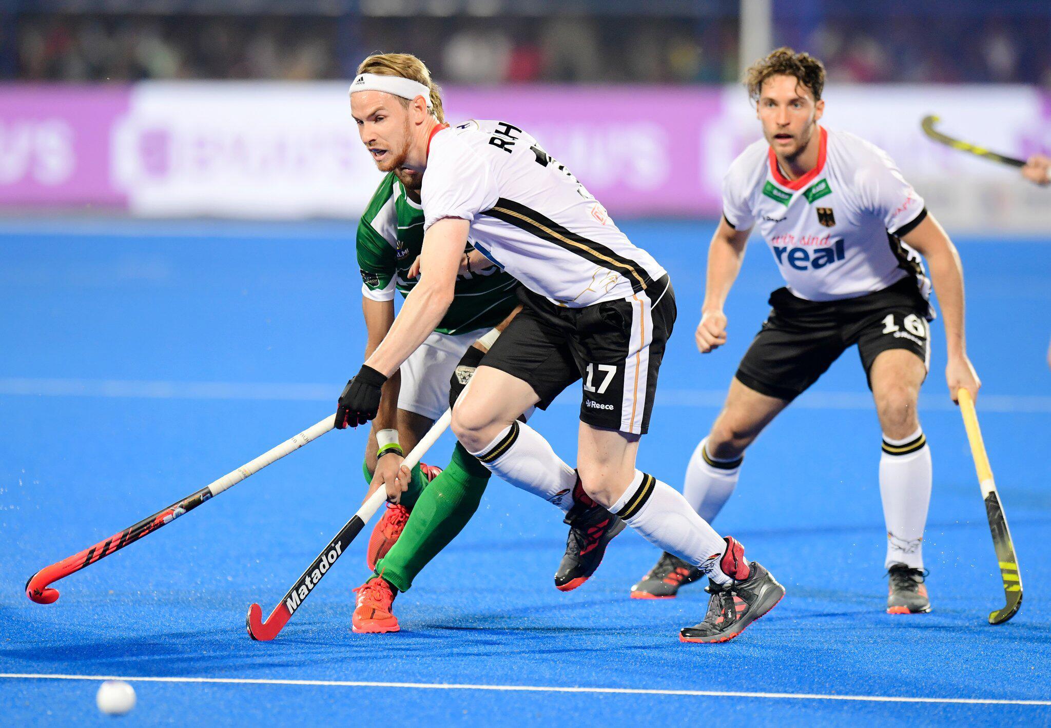 Bild zu Hockey, WM, Deutschland - Pakistan, Christopher Rühr
