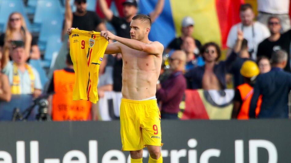 U21-EM - England - Rumänien