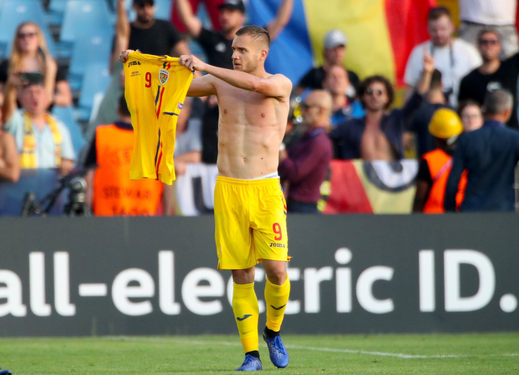Bild zu U21-EM - England - Rumänien