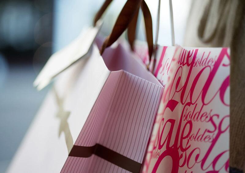Bild zu Einkaufstüten