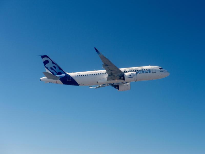 Bild zu A320neo-Familie von Airbus