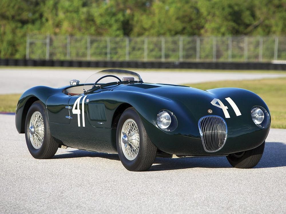 Bild zu 1952 Jaguar C-Type