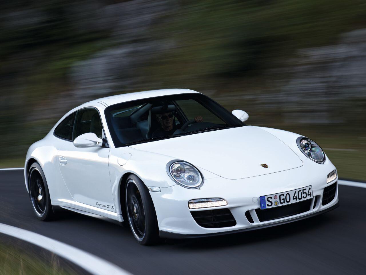Bild zu Porsche 911 Baureihe 997