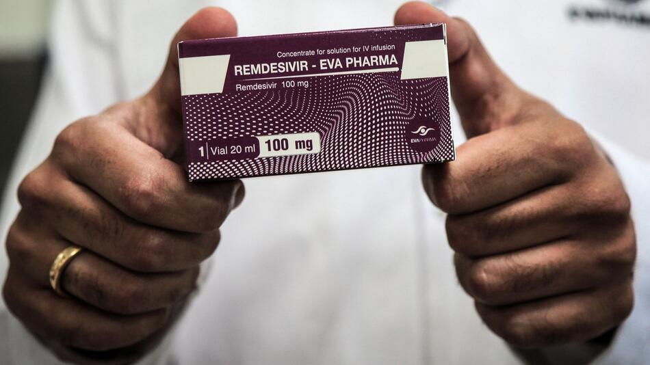 Coronavirus - Arzneimittel-Produktion in Ägypten