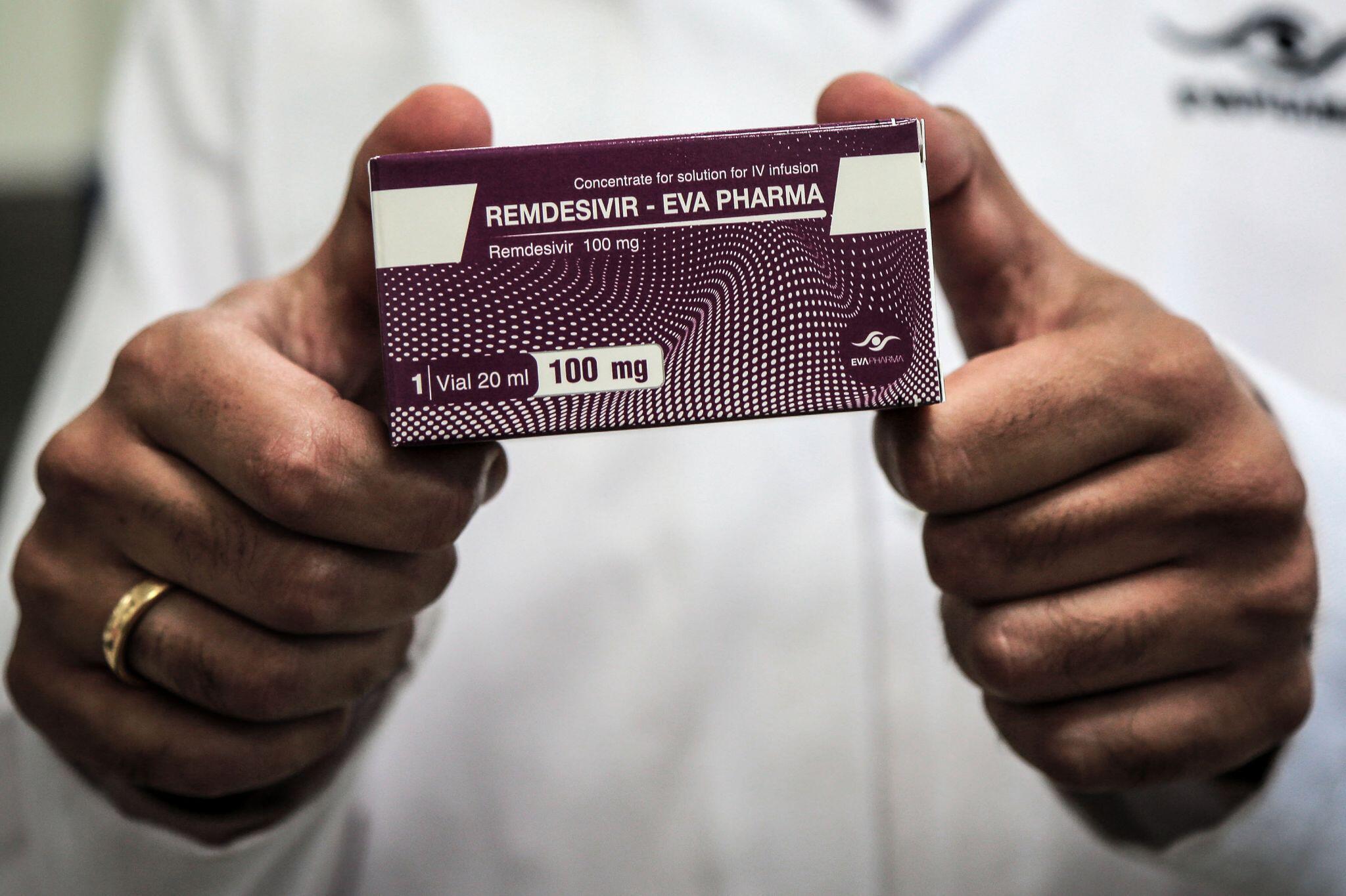 Bild zu Coronavirus - Arzneimittel-Produktion in Ägypten