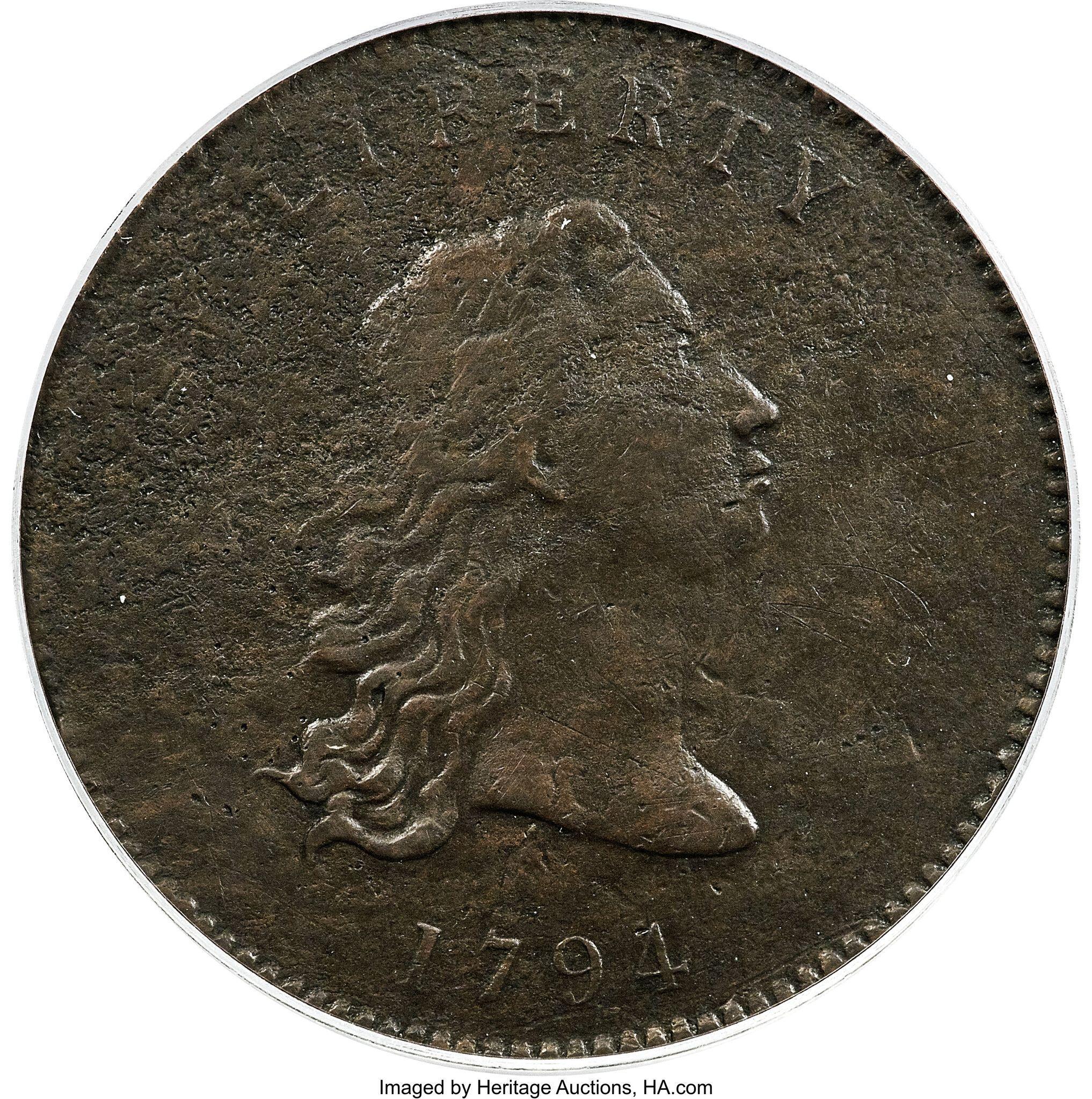 Bild zu Seltene US-Dollarmünze für 840.000 Dollar versteigert