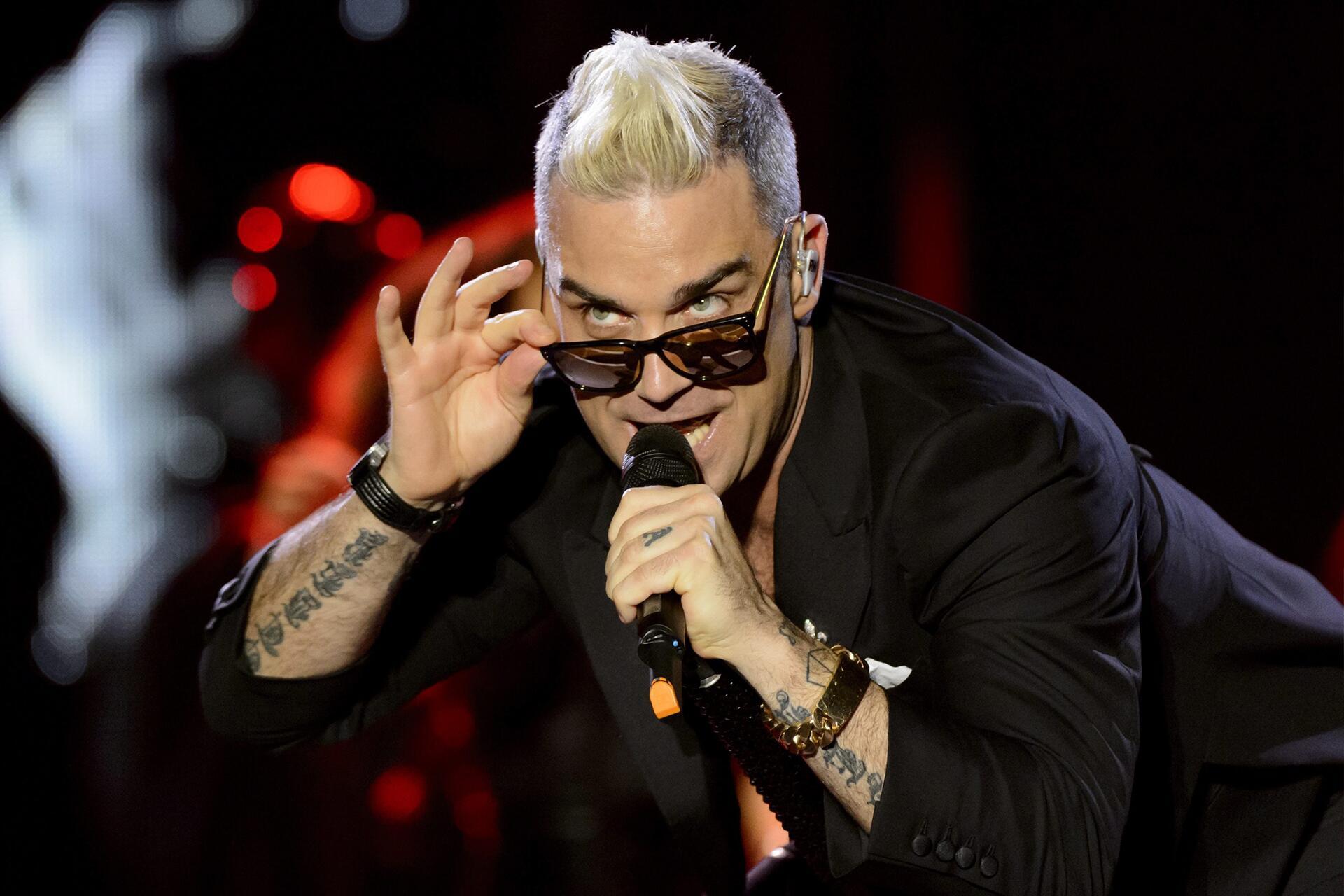 Bild zu Robbie Williams, neues Album, Heavy Entertainment Show