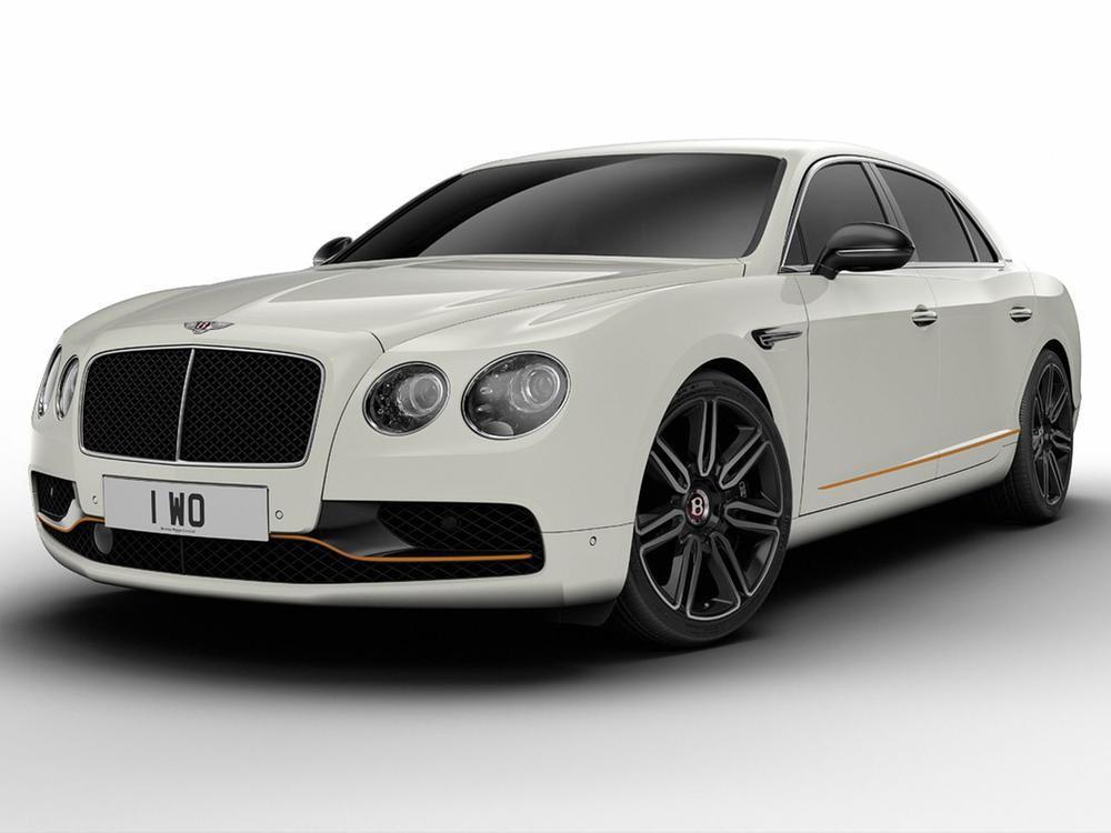 Bild zu Bentley Flying Spur von Mulliner