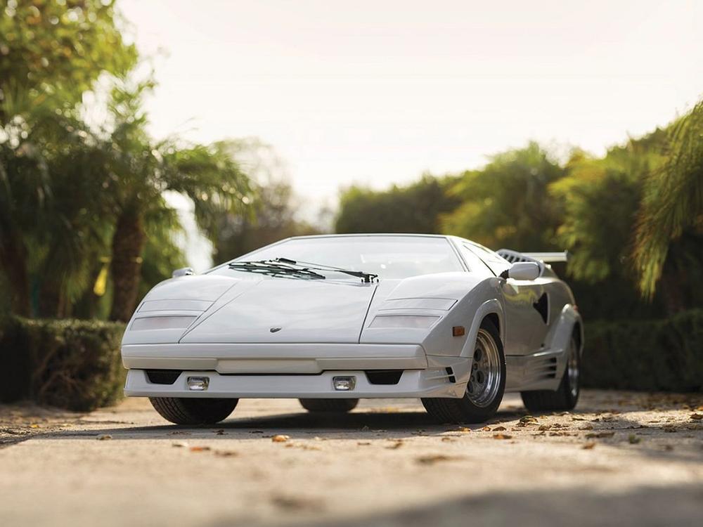 Bild zu 1989 Lamborghini Countach 25th Anniversary