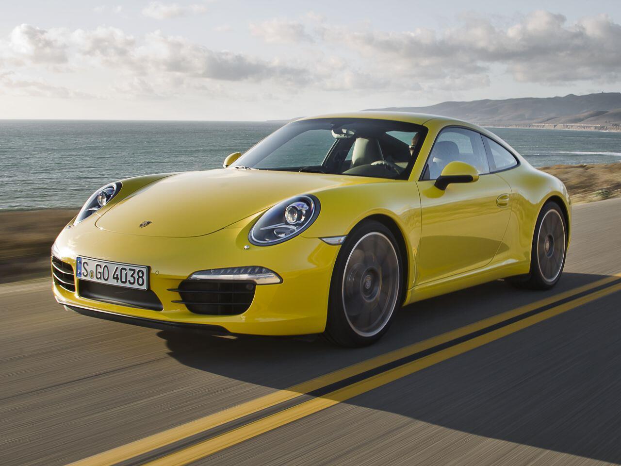 Bild zu Porsche 911 Baureihe 991.1