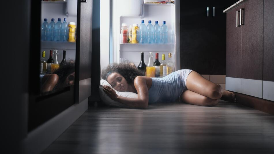 abkühlung, sommer, eiswürfel, Hitze, erfrischung, spray, eisgel, ventilator