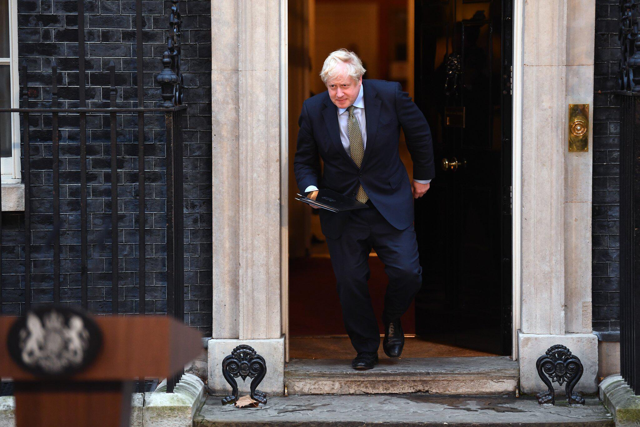 Bild zu Nach der Parlamentswahl in Großbritannien