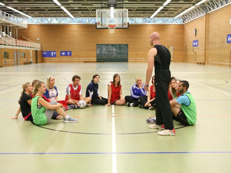 Bild zu Im Sportstudium früh Schwerpunkte setzen