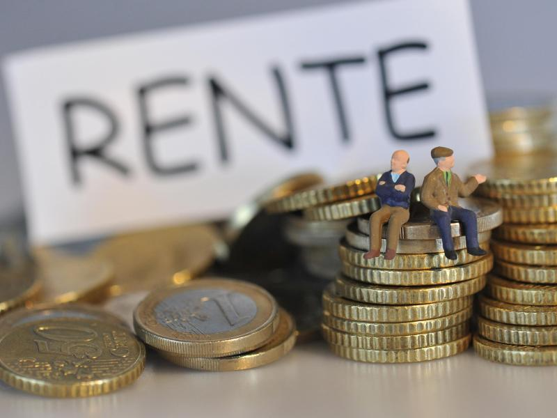 Bild zu Rentenversicherung