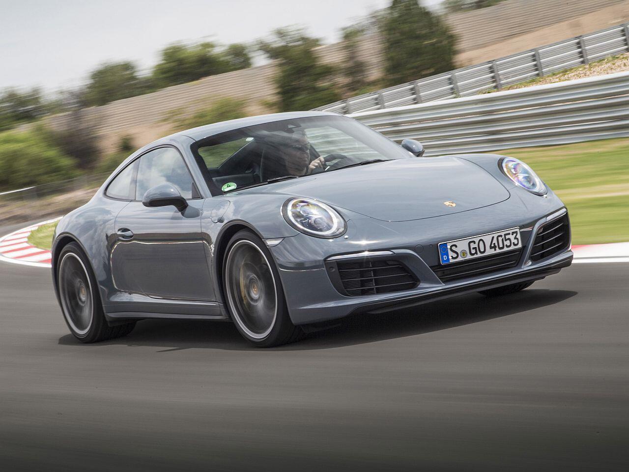 Bild zu Porsche 911 Baureihe 991.2