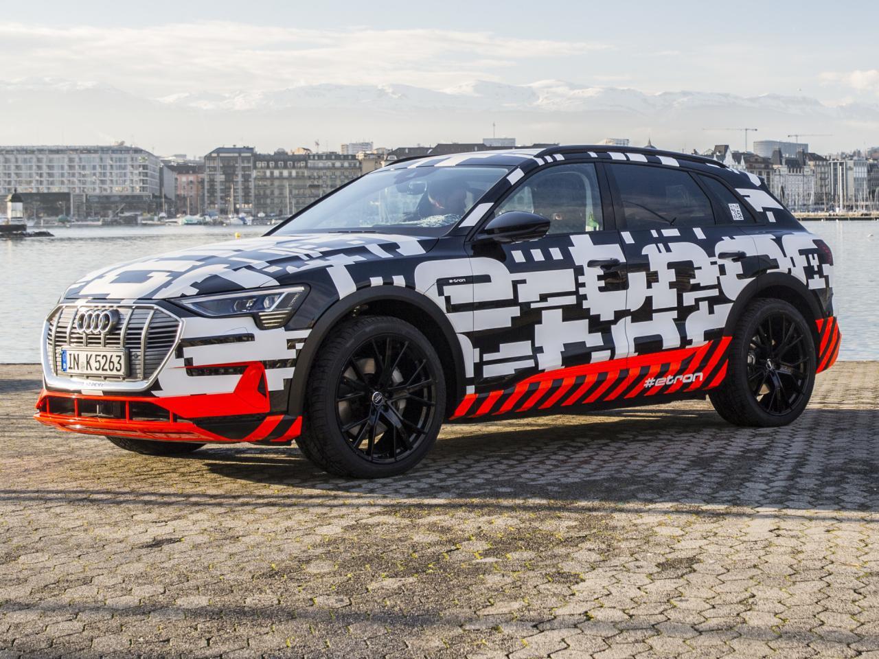Bild zu Audi E-Tron (2018)