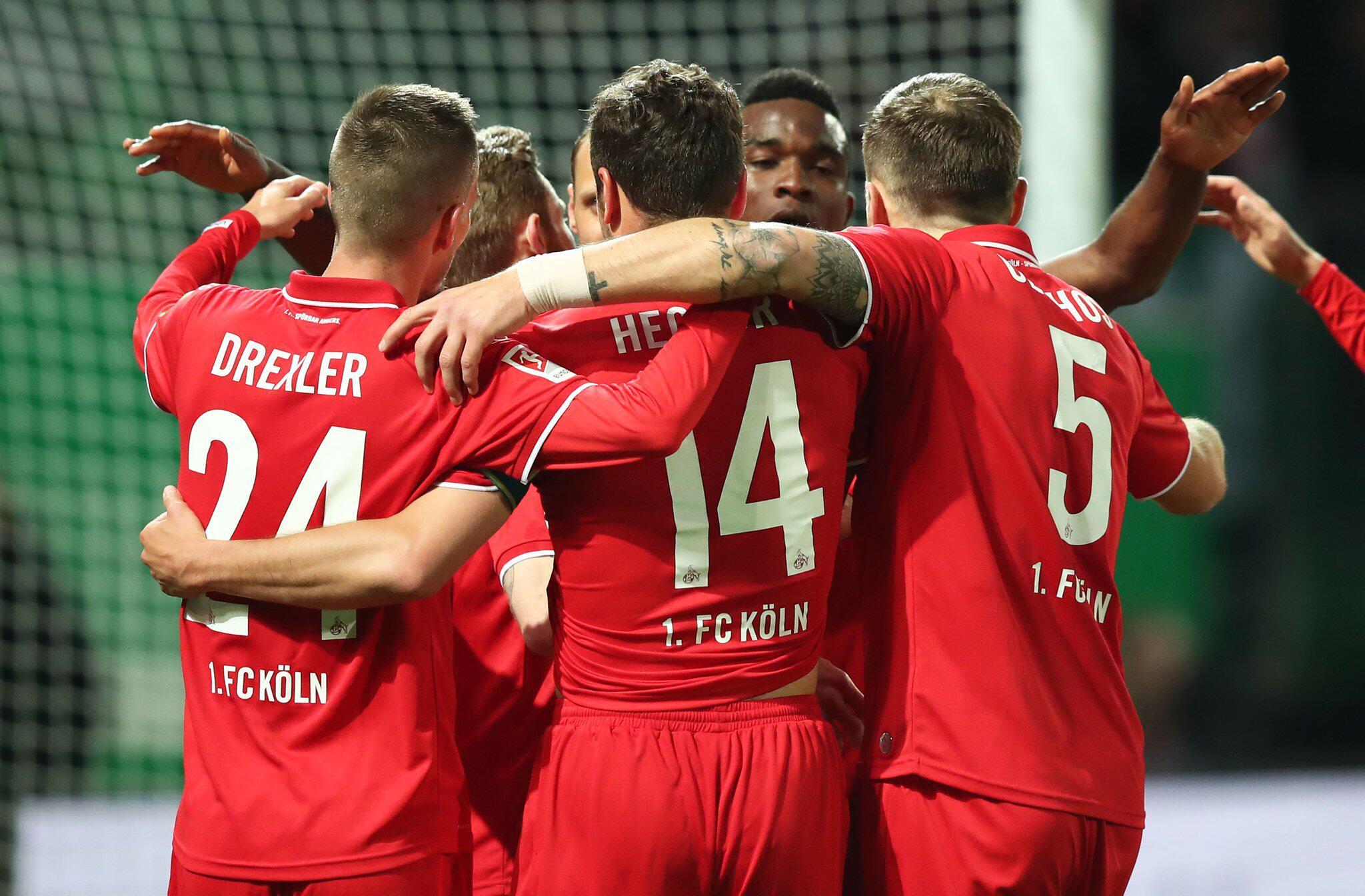 Bild zu SpVgg Greuther Fürth - 1. FC Köln
